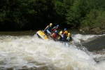 Canoining sur l'Aveyron